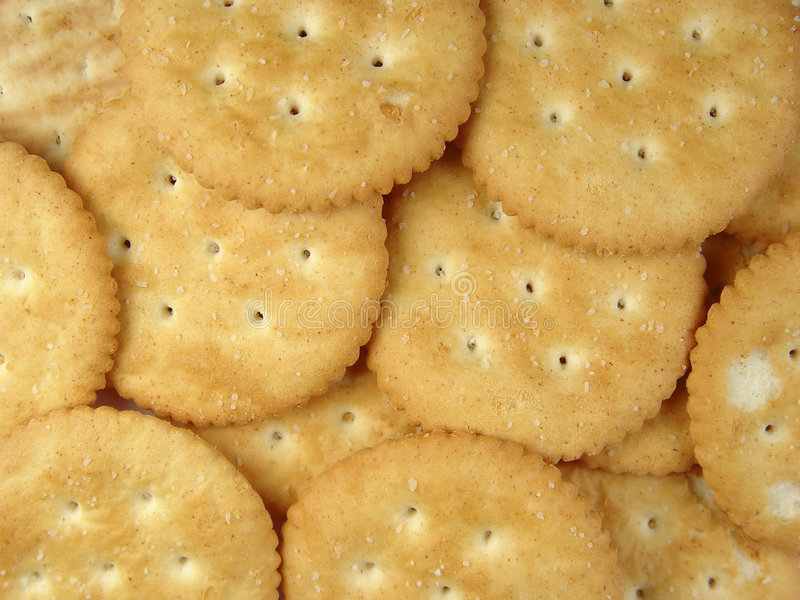 Download Crackers stock image. Image of crunch, background, macro - 8783