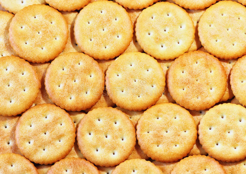 Download Crackers stock photo. Image of snack, square, sweet, dish - 26866162