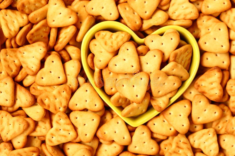Download Crackers stock image. Image of snack, green, close, bisquits - 54946535