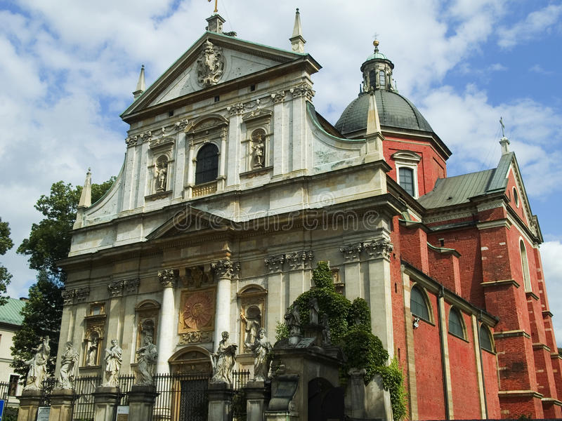 Download Cracov stock photo. Image of christian, monument, cracow - 18778150
