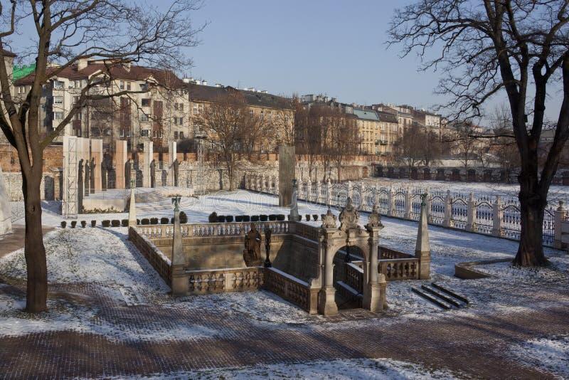 Cracovia - la Polonia fotografia stock