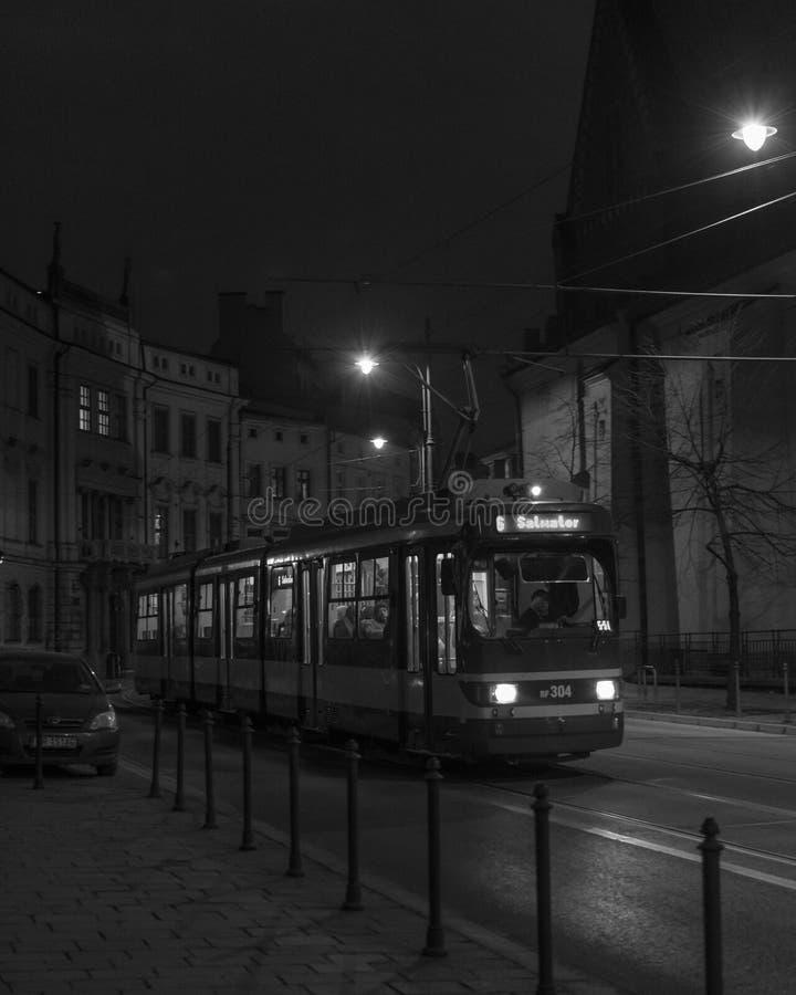 Cracovia Polonia immagini stock