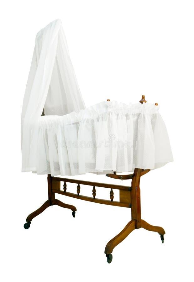 Download Cradle stock image. Image of cradle, ilsolated, sleep - 20331395