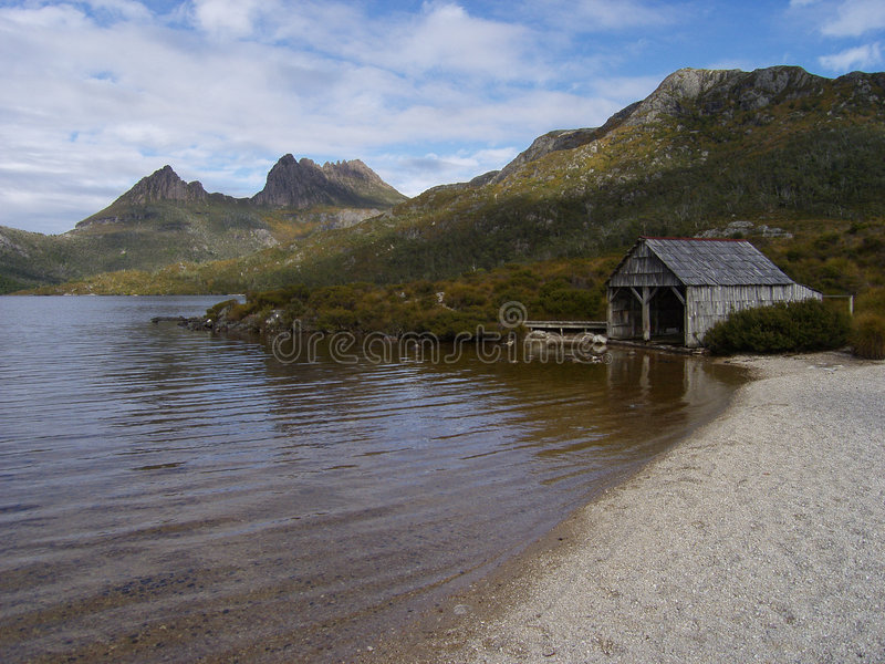 Download Cradle Mountain stock image. Image of australia, outdoors - 24499