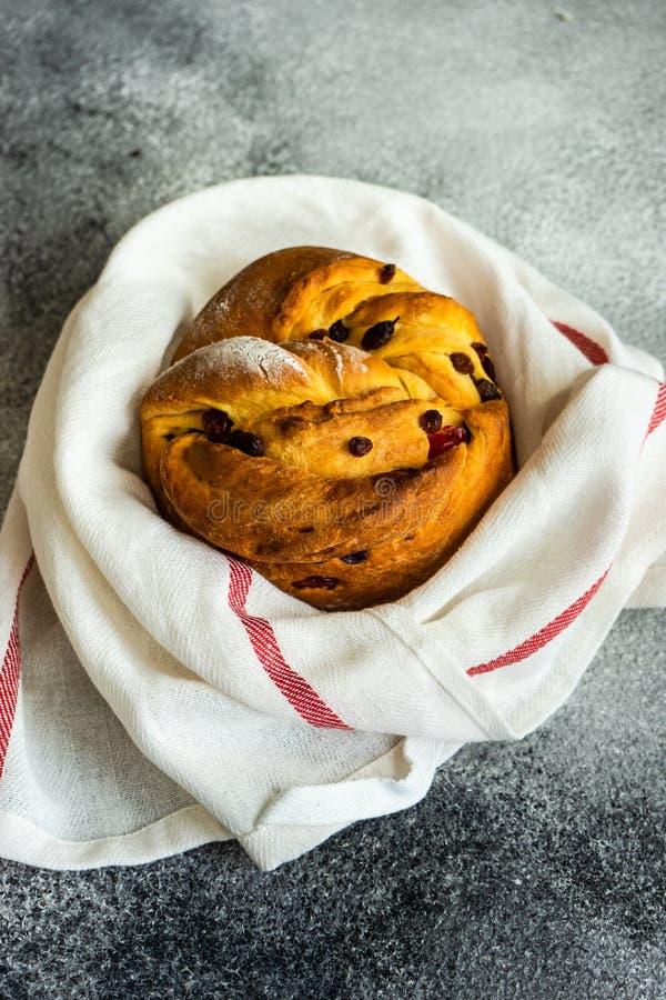Craffin торта пасхи стоковое изображение rf