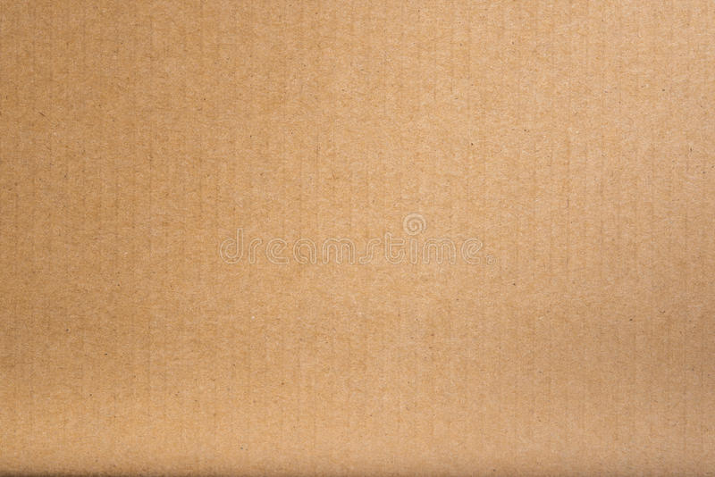 Craft brown paper texture background stock images