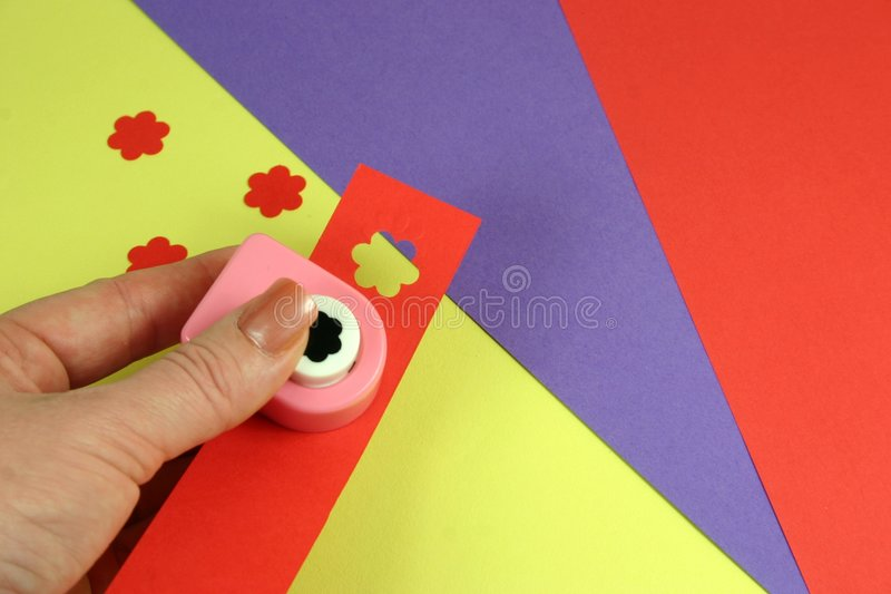 Craft Cutter royalty free stock image