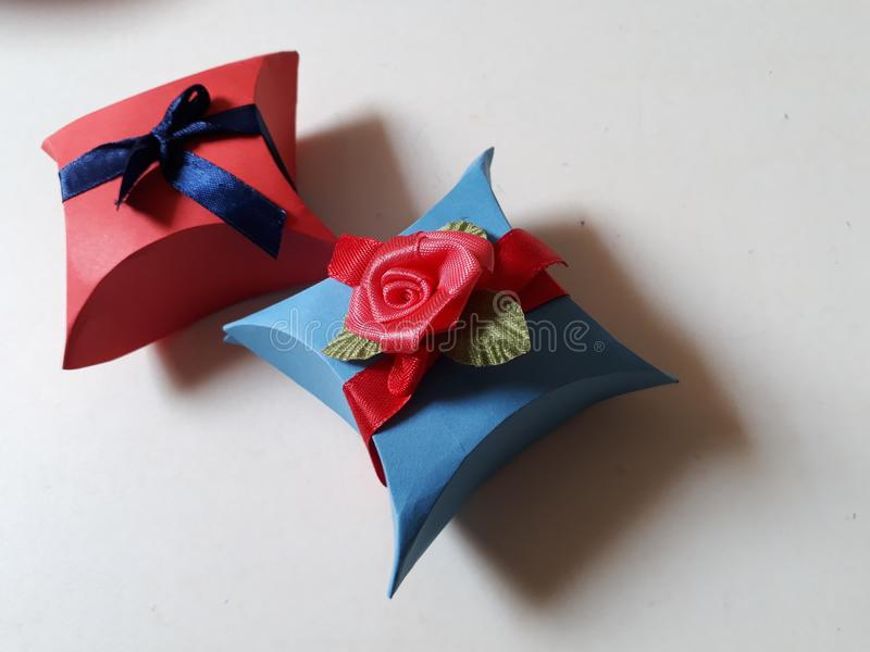 Craft ideas. For gift royalty free stock images