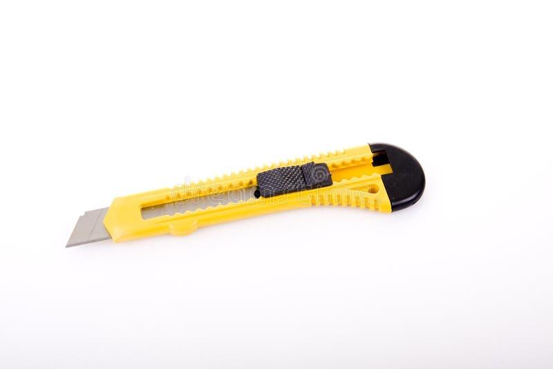 Craft knife royalty free stock photo