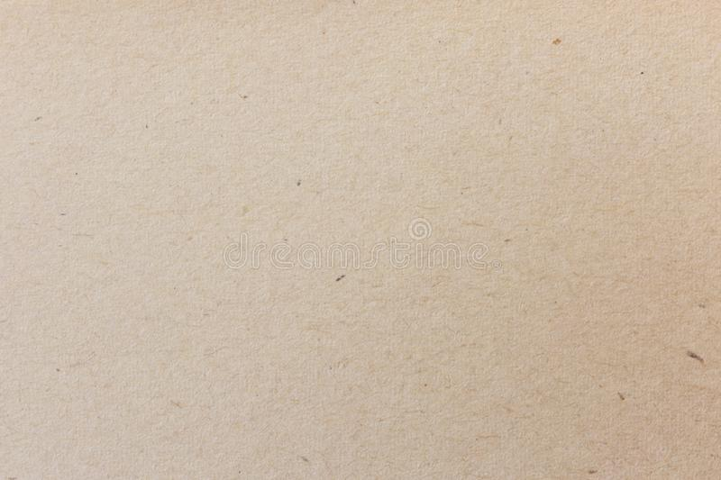 Craft old paper texture. Vintage brown background. royalty free stock photos