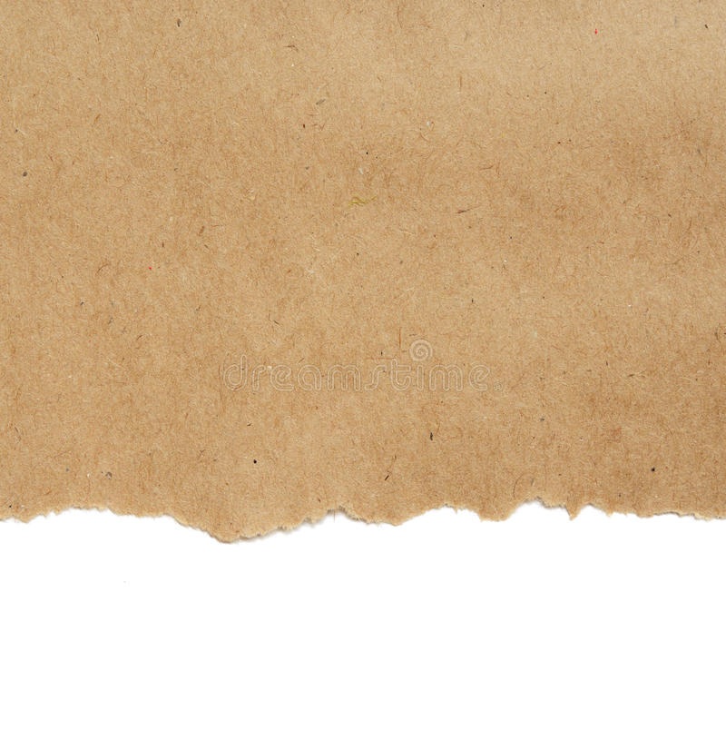 Craft paper background stock photos