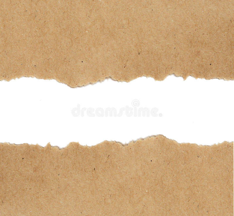 Craft paper background royalty free stock photos