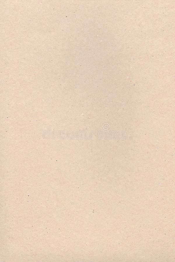 Craft paper texture. Light beige Craft paper texture royalty free illustration