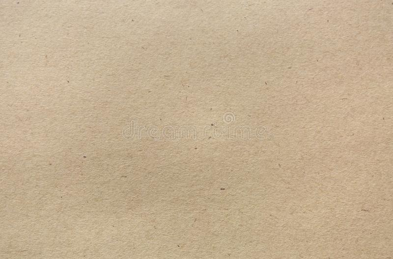 Craft paper texture. Grunge background. stock image