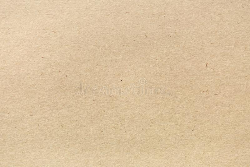 Craft paper texture. Grunge background. royalty free stock photos