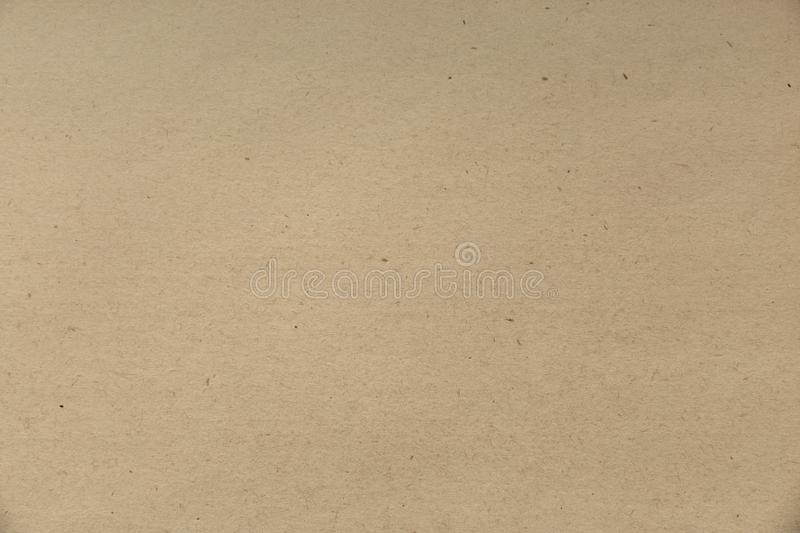 Craft paper texture. Grunge brown vintage background. royalty free stock photo