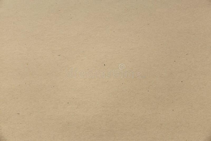 Craft paper texture. Grunge brown vintage background. stock images