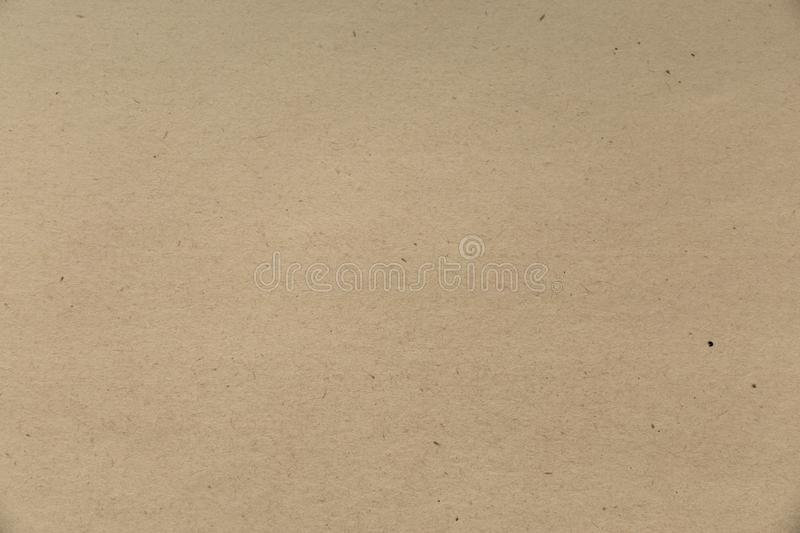 Craft paper texture. Grunge brown vintage background. royalty free stock photos