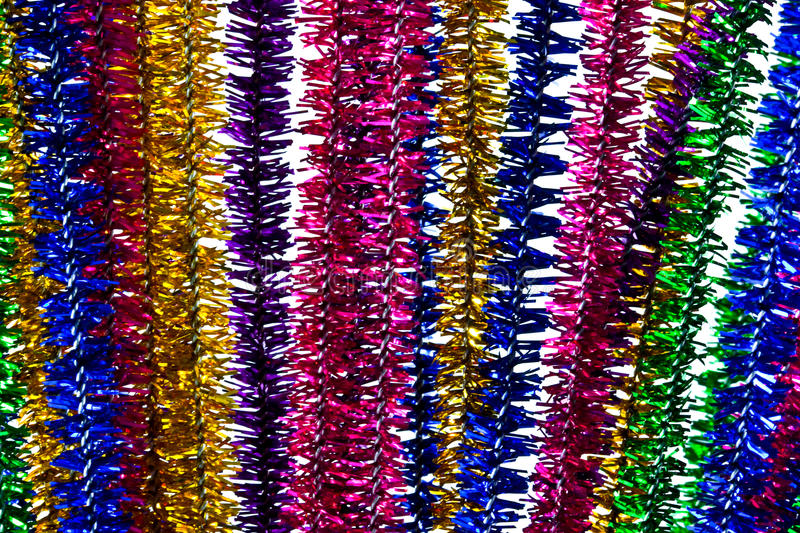 Download Glittery  Pipe Cleaners Stock Photo - Image: 28166110