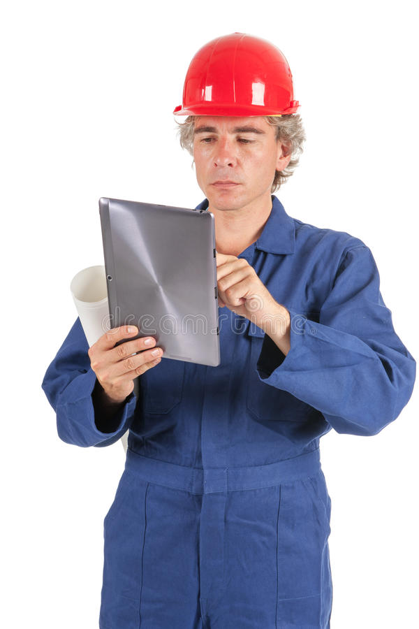 Download Craftsman at work stock image. Image of occupation, person - 27441873