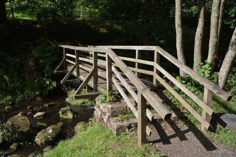 Cragsidehuis en Tuinen Northumberland royalty-vrije stock foto's