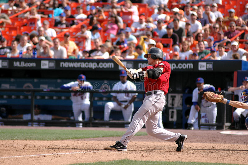 Craig Biggio Houston Astros. Houston Astros future Hall of Fame second baseman Craig Biggio at bat royalty free stock photos