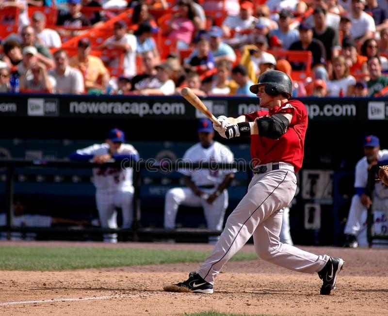 Craig Biggio Houston Astros royalty-vrije stock afbeelding