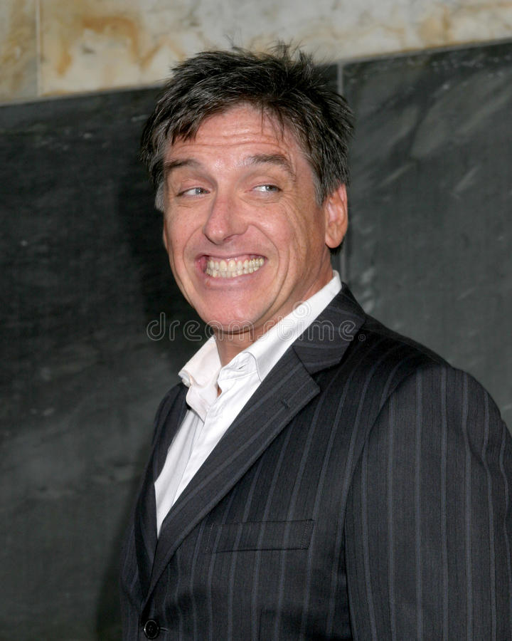 Download Craig Ferguson redaktionelles foto. Bild von angeles - 26358501