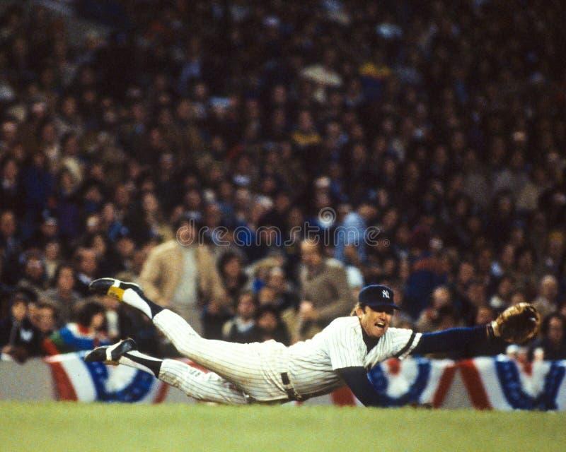 Craig Nettles, New York Yankees fotografia stock libera da diritti