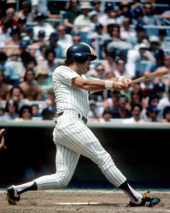 Craig Nettles, New York Yankees lizenzfreie stockbilder