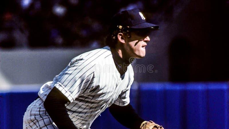Craig Nettles, New York Yankees groß stockbild