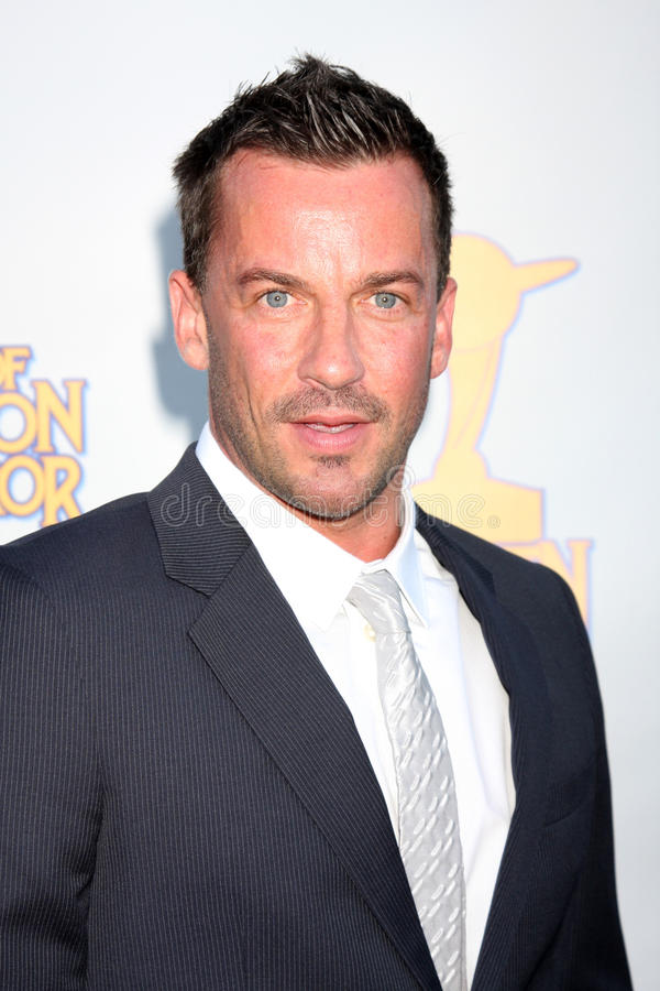 Craig Parker. LOS ANGELES - JUL 26: Craig Parker arrives at the 2012 Saturn Awards at Castaways on July 26, 2012 in Burbank, CA royalty free stock photos