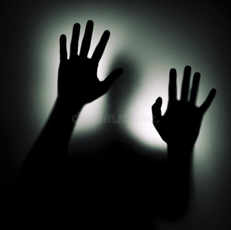 Crainte images libres de droits