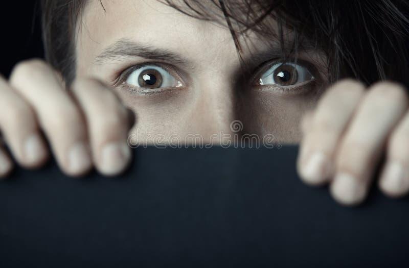 Crainte images stock