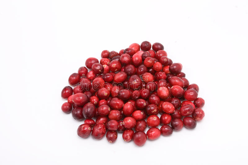 cranberries royaltyfria foton