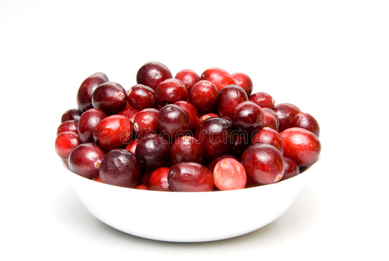 Cranberries zdjęcia stock