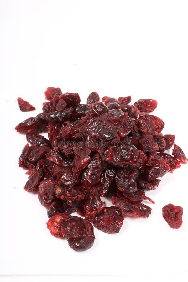 cranberries suszyli obraz royalty free