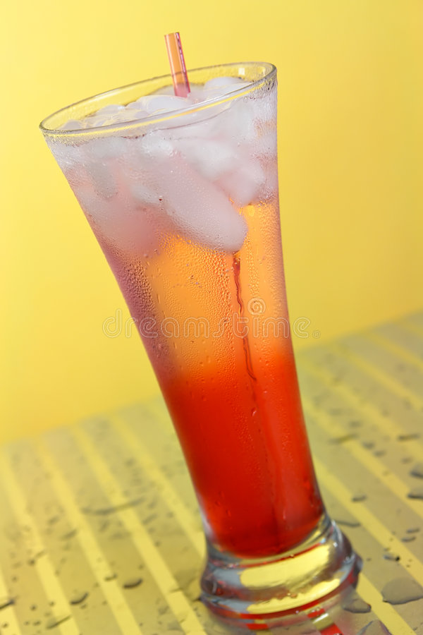Cranberry Cooler royalty free stock photography