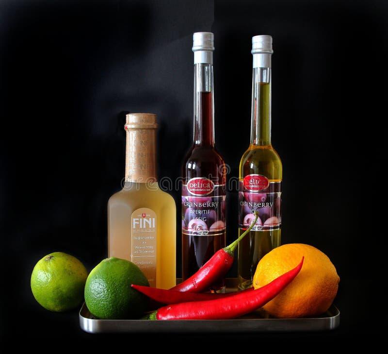 Cranberry Oil And White Vinegar Free Public Domain Cc0 Image