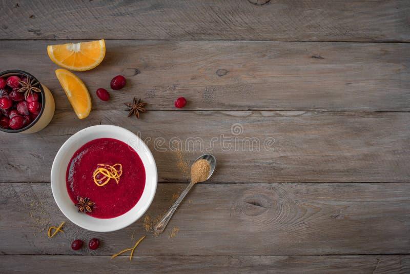 Cranberry Orange Relish royalty free stock images