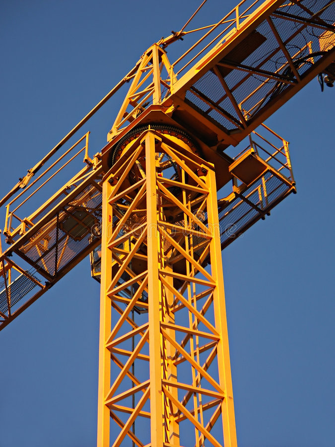 Free Crane Royalty Free Stock Photos - 108328