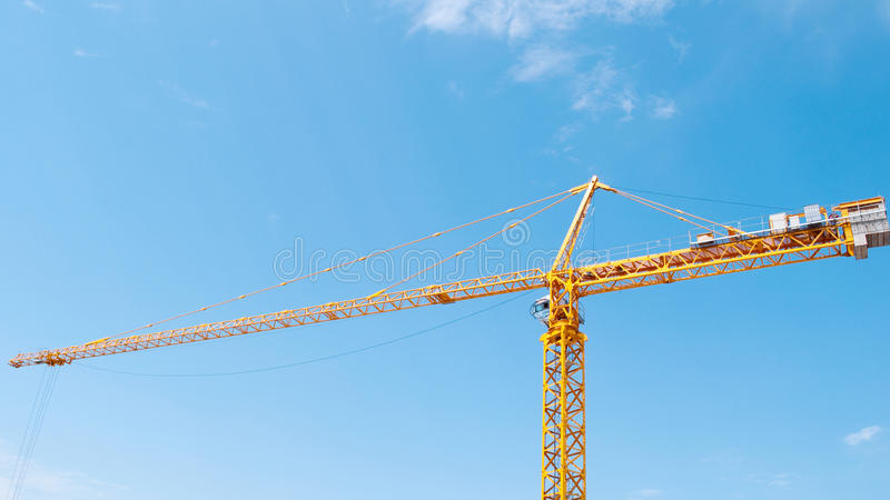 Download Crane stock photo. Image of planning, design, architecture - 14988422