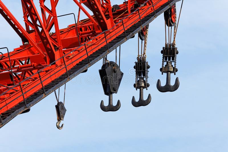 Download Crane stock photo. Image of frame, cargo, clear, equipment - 16978824