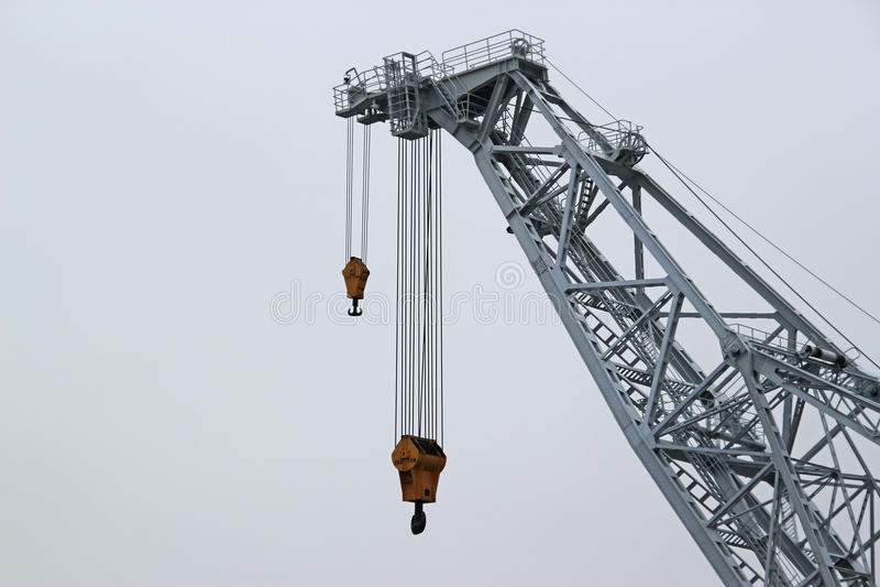 Download Crane Royalty Free Stock Photos - Image: 19650948