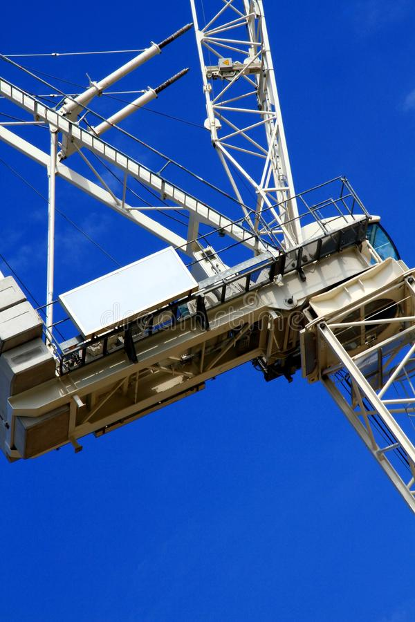 Download Crane stock photo. Image of heavy, constructing, height - 27105352
