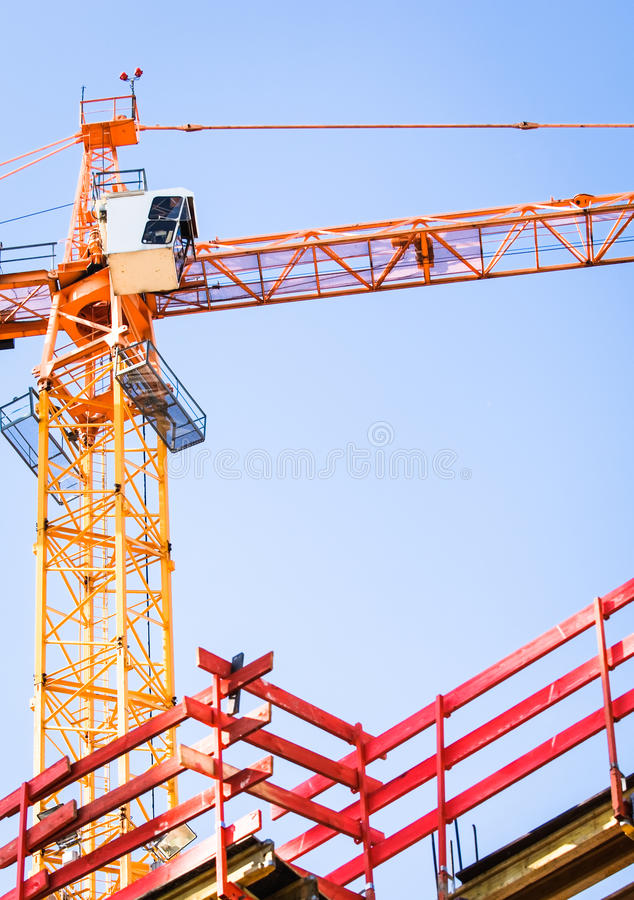 Download Crane Royalty Free Stock Photo - Image: 28741675