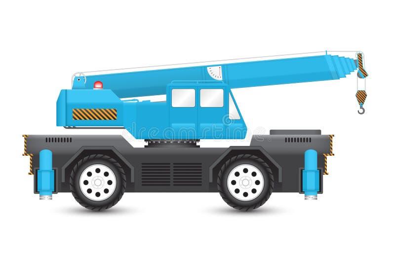 crane ilustracji