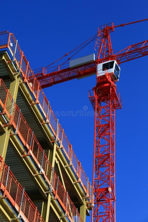 Download Crane 6 stock image. Image of equipment, heavy, construction - 15994611