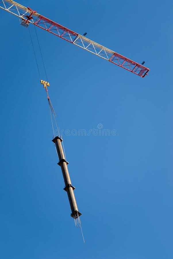 Free Crane At Work Royalty Free Stock Photo - 5918345
