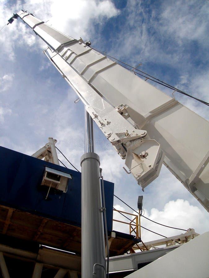 Crane Boom royalty free stock photo